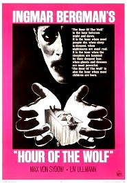 la hora del lobo cartel movie poster pelicula hour of the wolf