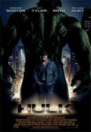 increible hulk el movie poster cartel pelicula