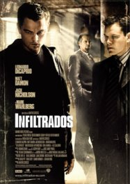 infiltrados movie poster cartel pelicula the departed