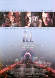 Inteligencia Artificial (2001) de Steven Spielberg