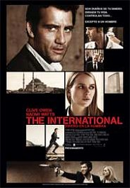 the international cartel poster