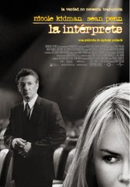 la interprete cartel critica the interpreter movie review pelicula cartel