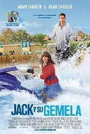 jack y su gemela cartel poster pelicula movie