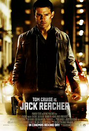 jack reacher cartel poster película movie poster review