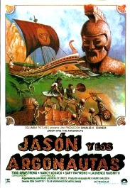 jason y los argonautas cartel pelicula movie poster review argonauts