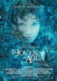 la joven del agua lady in the water cartel critica