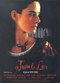 juana la loca cartel pelicula movie poster