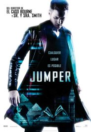 jumper movie cartel pelicula poster