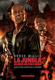 la jungla un buen dia para morir a good day to die hard cartel pelicula movie poster