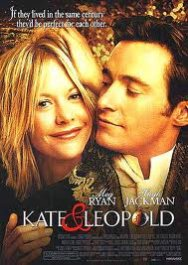 kate y leopold cartel poster movie pelicula review