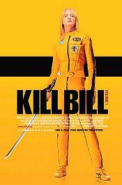 kill bill vol 1 cartel poster pelicula