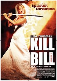 kill bill vol 2 cartel poster pelicula