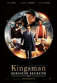 Kingsman: Servicio Secreto (2014) de Matthew Vaughn