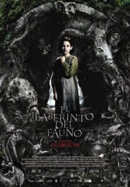 el laberinto del fauno cartel pelicula movie poster pans laberynth