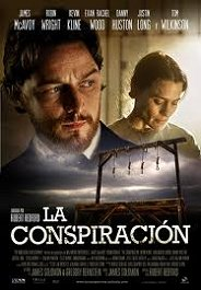 la conspiracion movie pelicula review the conspirator cartel poster