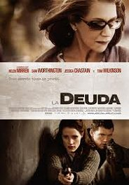 la deuda the debt cartel poster pelicula