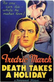 la muerte de vacaciones cartel critica death takes a holiday