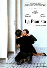 la pianista Michael haneke movie poster cartel review pelicula