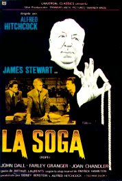 la soga rope poster cartel film pelicula movie