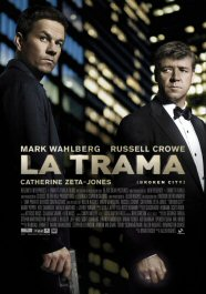 la trama Broken city cartel poster movie pelicula