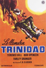 le llamaban trinidad cartel pelicula movie poster
