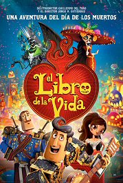 the book of life el libro de la vida cartel critica pelicula
