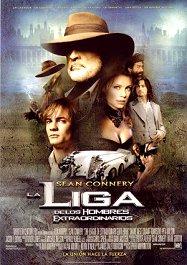 La liga de los hombres extraordinarios (2003) de Stephen Norrington