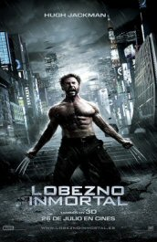 lobezno inmortal the wolverine movie poster cartel review pelicula