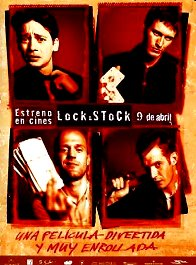 lock stock movie poster cartel pelicula
