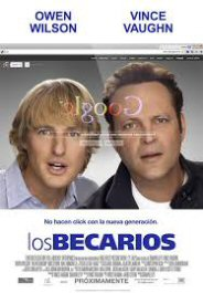 los becarios the internship movie poster cartel pelicula