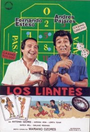 los liantes movie poster cartel pelicula