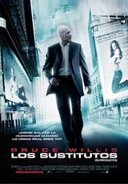 los sustitutos cartel pelicula movie poster surrogates