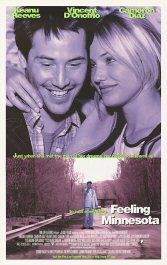 luna sin miel feeling minnesota movie poster cartel pelicula