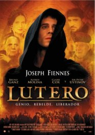 lutero cartel poster
