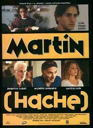 martin hache pelicula cartel poster movie