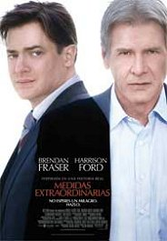 medidas extraordinarias movie review poster cartel extraordinary measures