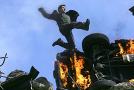 tom cruise ethan hunt mision imposible fotos pictures
