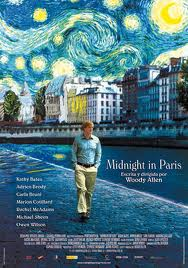 midnight in paris movie review cartel pelicula