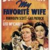 Mi Mujer Favorita (1940) de Garson Kanin