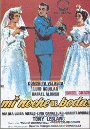 mi noche de bodas cartel pelicula movie poster