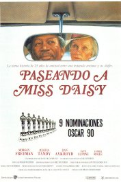 paseando a miss daisy cartel poster driving miss daisy