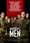 the monuments men movie cartel trailer estrenos de cine