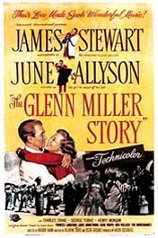 Musica y lagrimas cartel poster movie pelicula the glenn miller story