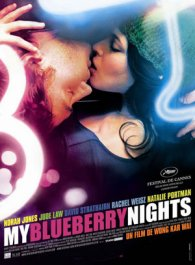 my blueberry nights movie poster cartel review pelicula