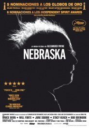 Nebraska poster cartel movie pelicula