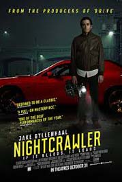 nightcrawler cartel pelicula poster movie