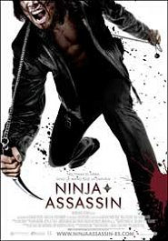 ninja assasin movie poster cartel review pelicula