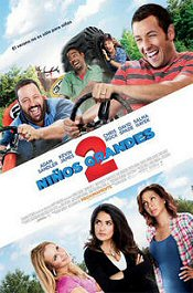 ninos grandes grown ups 2 movie poster cartel pelicula