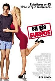 ni en suenos movie poster cartel pelicula review shes out of my league