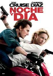 noche y dia cartel poster movie pelicula knight and day